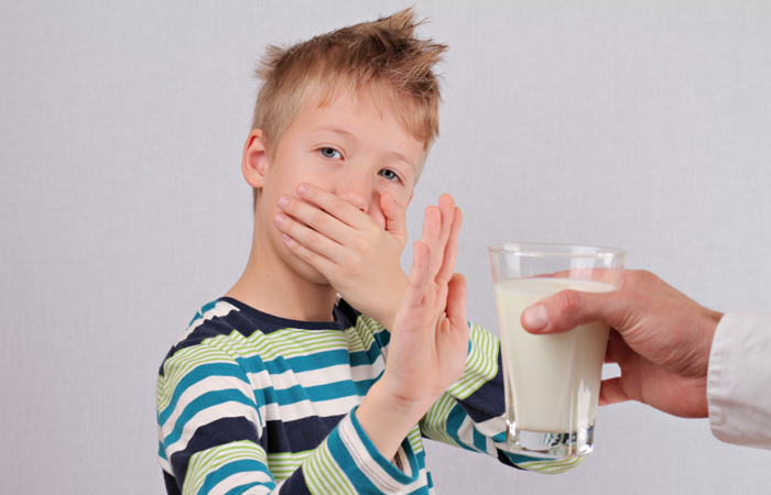 dairy allergies and intolerance